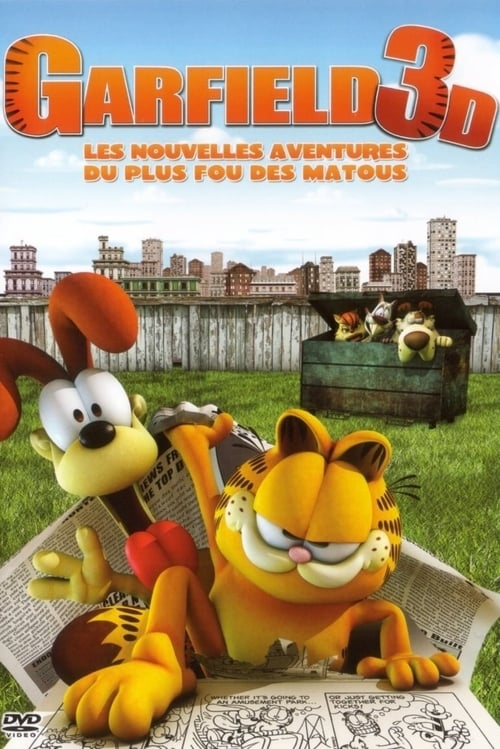 Voir Garfield 3D (2007) streaming openload