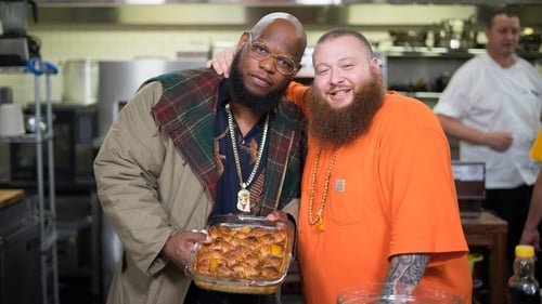 The Untitled Action Bronson Show: Season 1 – Épisode It's a United Nations Thanksgiving!
