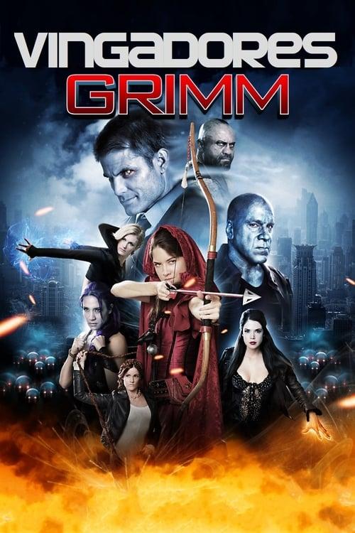 Assistir Avengers Grimm - HD 720p Dublado Online Grátis HD