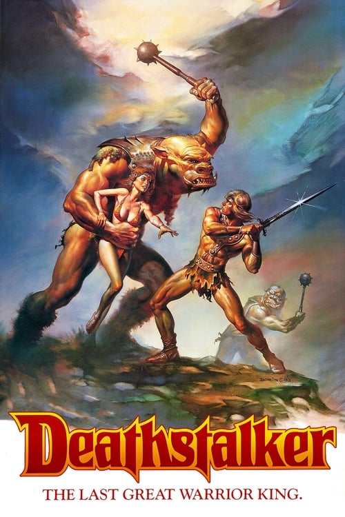 Streaming Deathstalker (1983) Movie Free Online