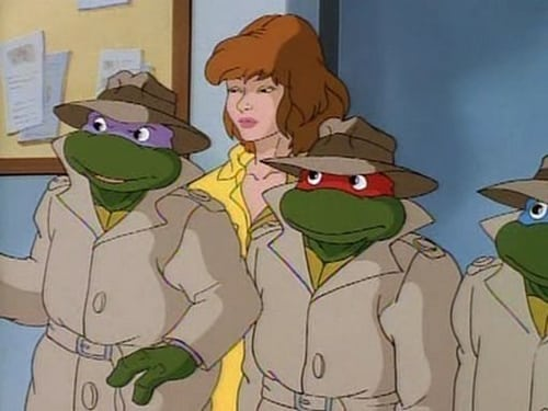 Teenage Mutant Ninja Turtles 1993 Amazon Video: Season 7 – Episode Escape from the Planet of the Turtleloids