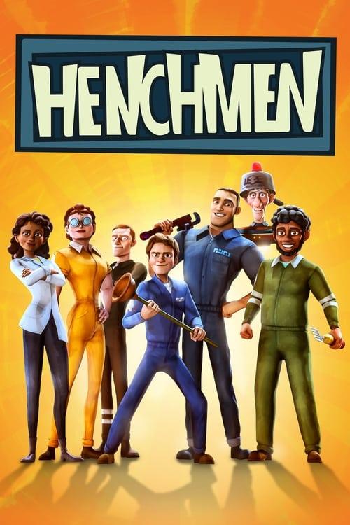HENCHMEN poster