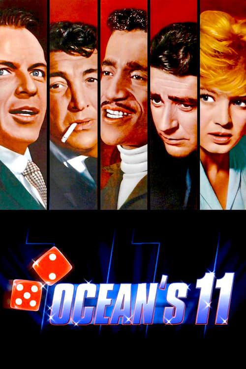 Hd Watch Ocean S Eleven 1960 Online Full Movie Free Lovemovierated