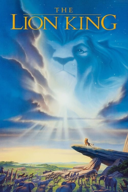 Largescale poster for The Lion King