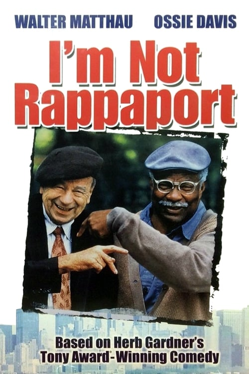 Assistir Filme I'm Not Rappaport Online