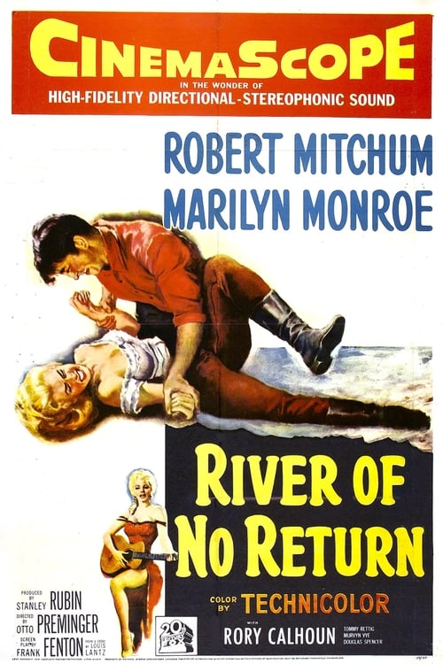 Watch River of No Return (1954) Best Quality Movie