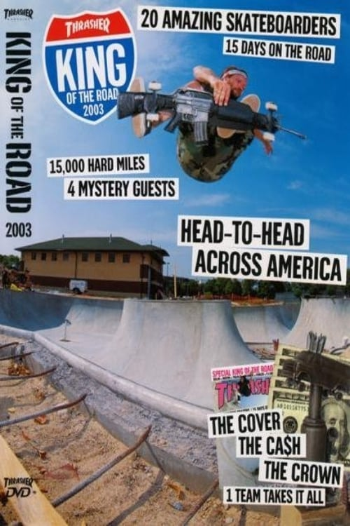 Assistir Filme Thrasher - King of the Road 2003 Grátis