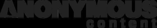 Anonymous Content                                                              Logo