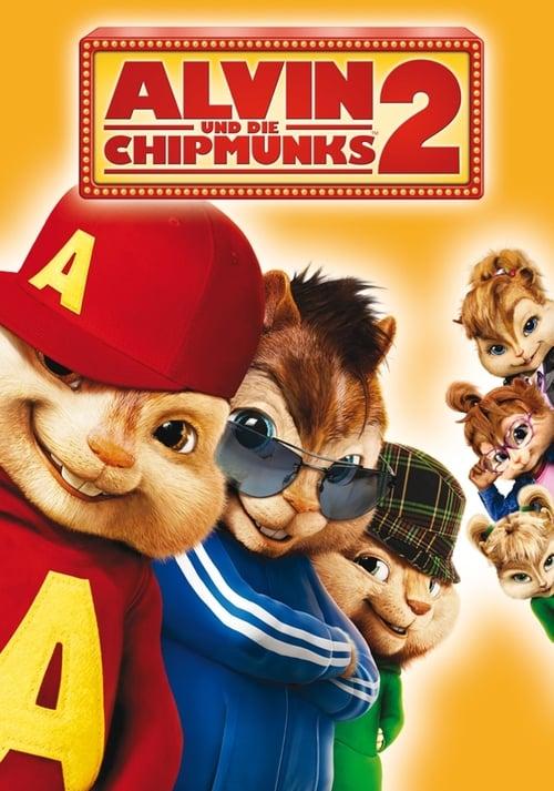Alvin und die Chipmunks 2 - Komödie / 2009 / ab 6 Jahre