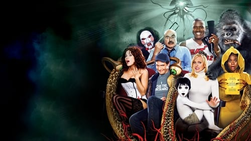 Subtitles Scary Movie 4 (2006) in English Free Download | 720p BrRip x264