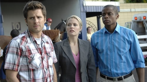 Psych: Season 2 – Episode And Down the Stretch Comes Murder