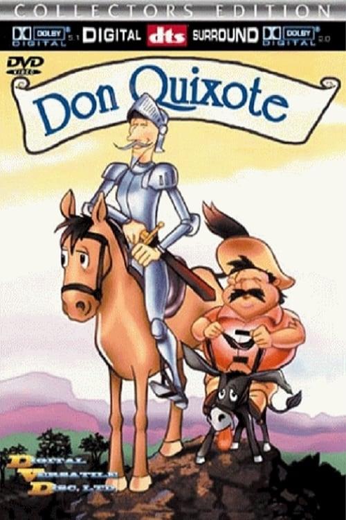 مشاهدة Don Quixote of La Mancha في نوعية جيدة