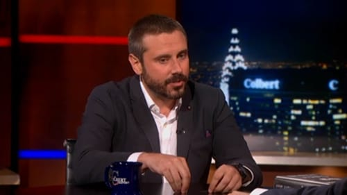 The Colbert Report: Season 9 – Episode Jeremy Scahill