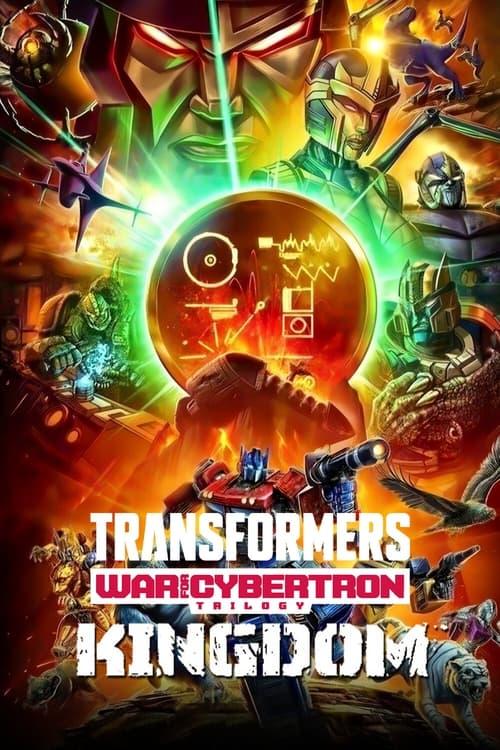 Poster von Transformers: War for Cybertron: Kingdom