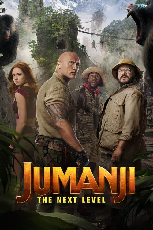 Watch Jumanji The Next Level Hindi Dubbed HD Full Movie