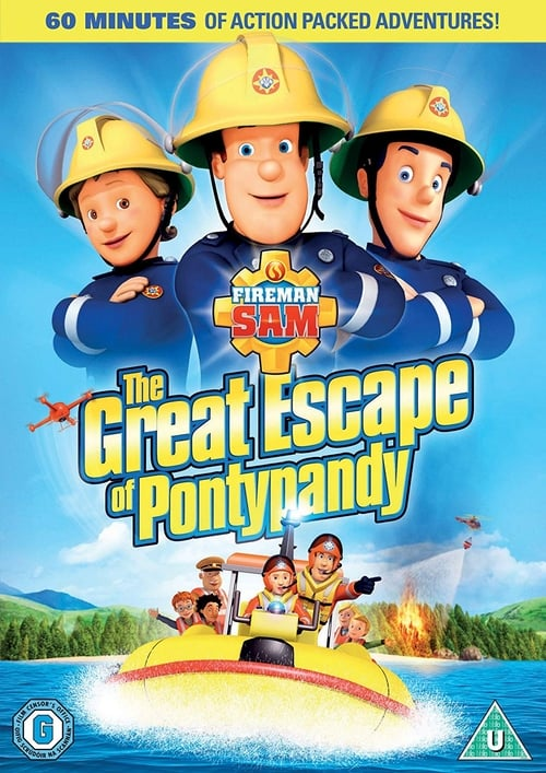 Fireman Sam The Great Escape of Ponty Pandy (2016)