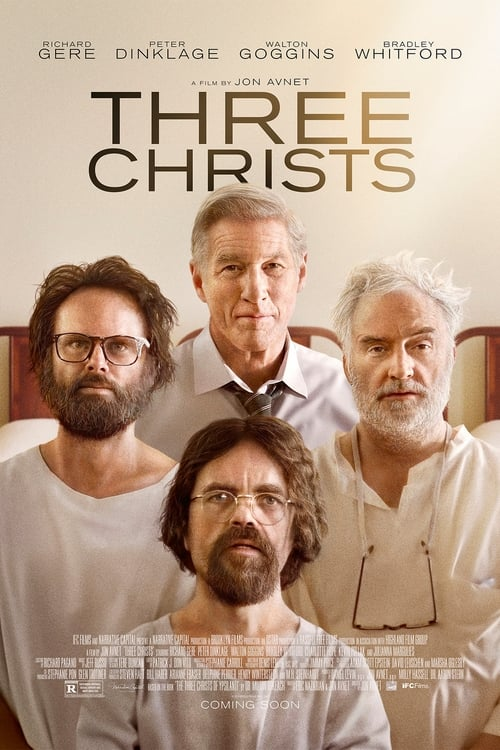 Watch Three Christs Full Movie Online Stream