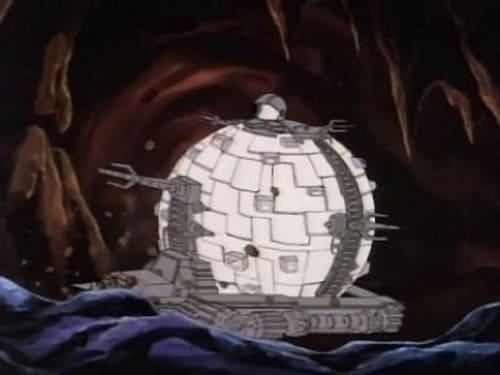 Teenage Mutant Ninja Turtles: Season 3 – Episode The Big Break In