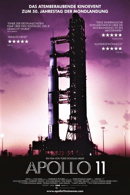 Poster von Apollo 11