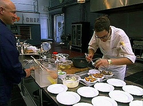 Top Chef: Season 2 – Épisode Into the Fire