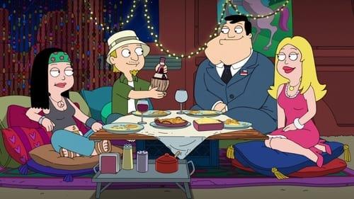 American Dad! - Season 18 - Episode 13: Stan & Francine & Stan & Francine & Radika