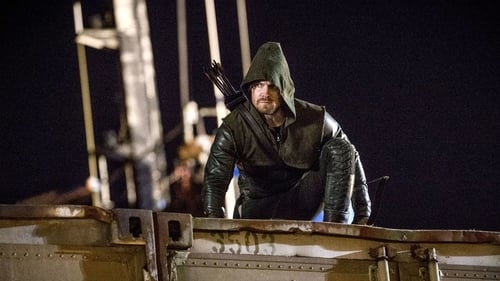 Arrow: Season 5 – Épisode Kapiushon