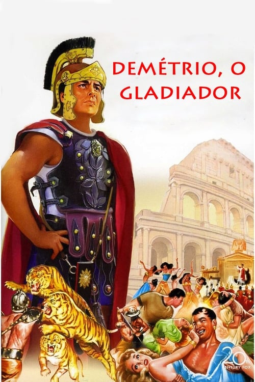 Assistir Demetrius, O Gladiador Com Legendas On-Line