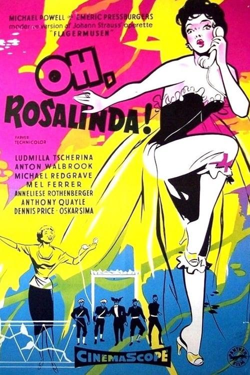 Película Oh... Rosalinda!! Con Subtítulos En Línea
