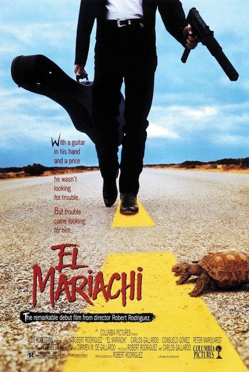 El Mariachi ( Gitarım ve Silahım )