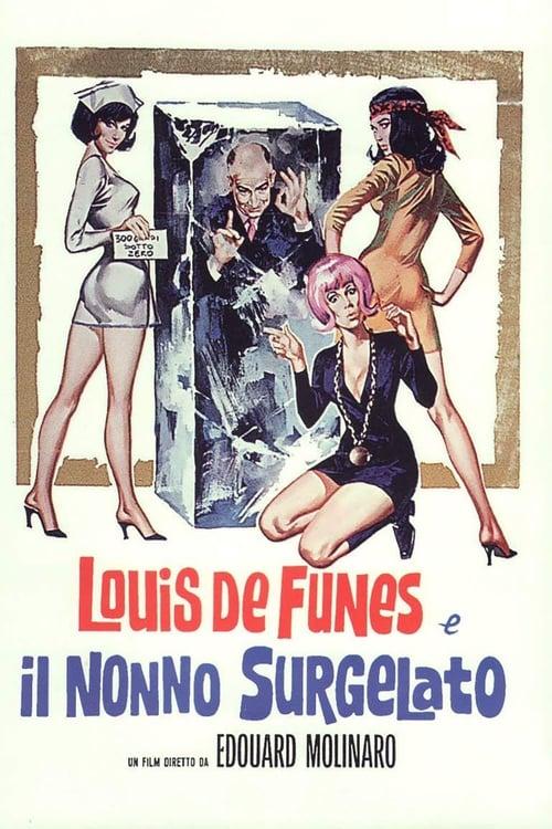 Louis de Funes e il nonno surgelato (1969)