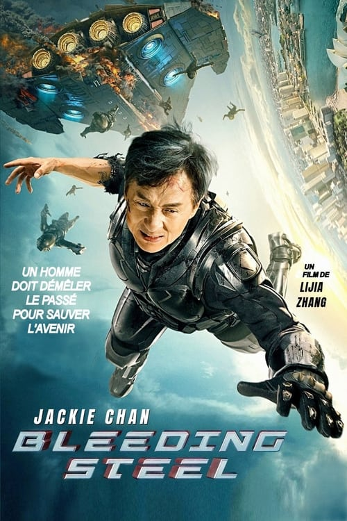 [FR] Bleeding Steel (2017) streaming Amazon Prime Video