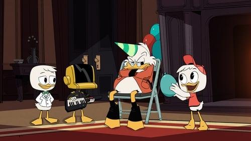 DuckTales: Season 1 – Episode McMystery at McDuck McManor!
