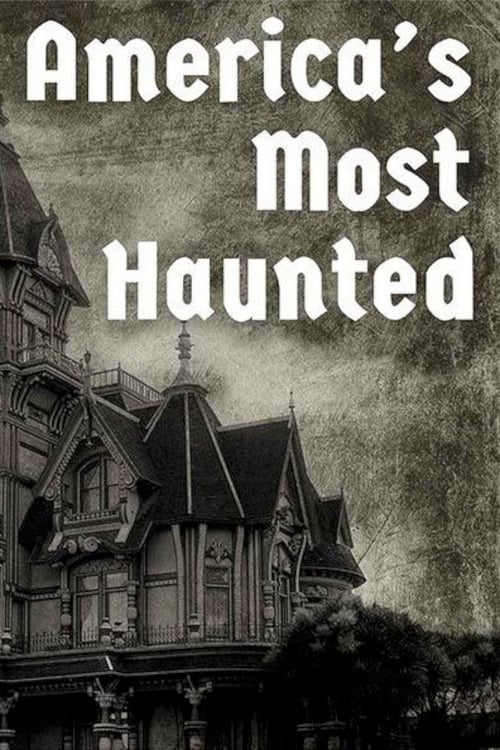 America's Most Haunted poster