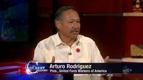 The Colbert Report 2010 Blueray: Season 6 – Episode Arturo Rodriguez