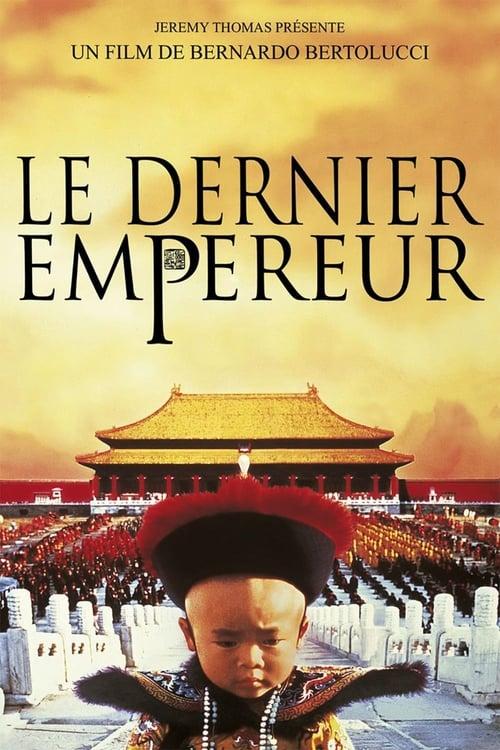© Le Dernier Empereur (1987) ★