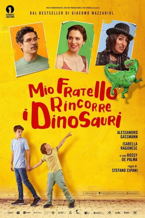 Película Mio fratello rincorre i dinosauri En Buena Calidad Hd 720p