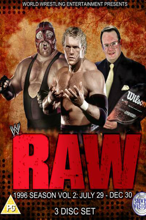 WWE Raw: Season 1996