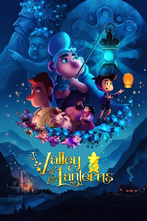 Valley of the Lanterns (2018) Poster