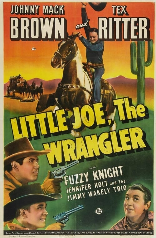 WATCH LIVE Little Joe, the Wrangler