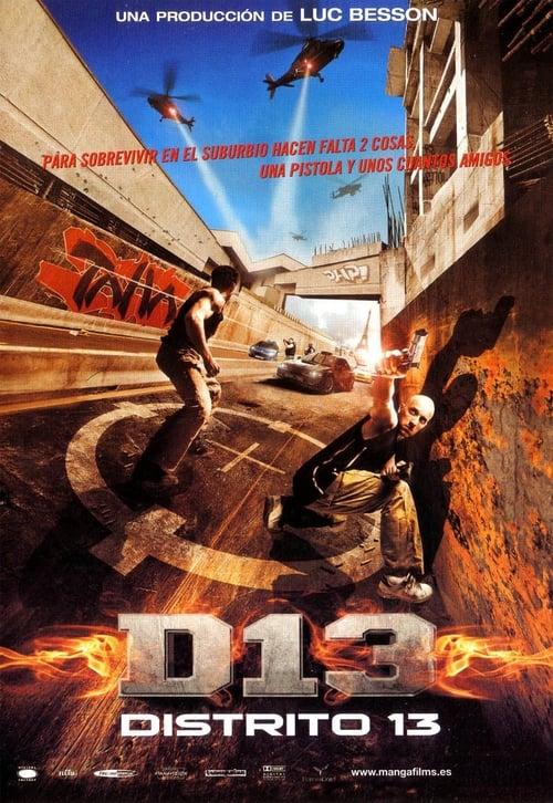Película Distrito 13 Con Subtítulos