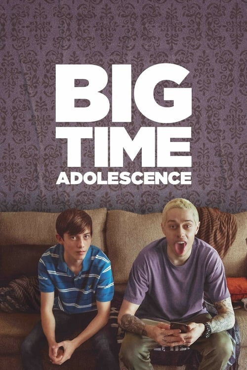 Download Big Time Adolescence (2020) Full Movie