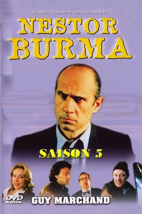 Nestor Burma: Season 5