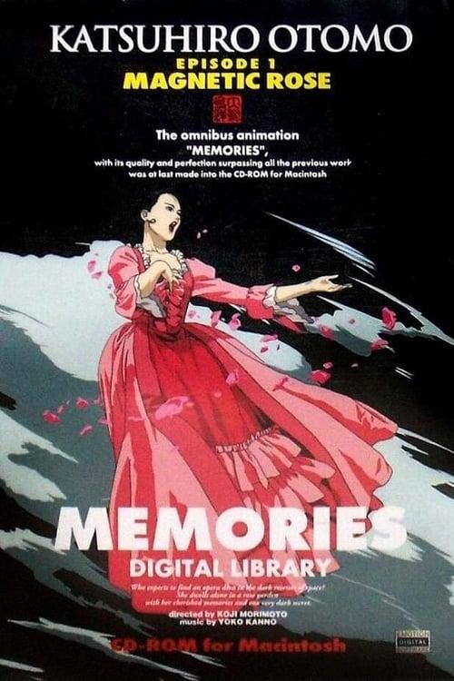Regarder Magnetic Rose (1995) Streaming HD FR