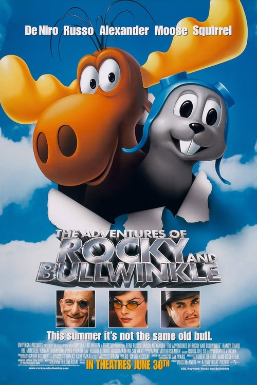 The Adventures of Rocky & Bullwinkle