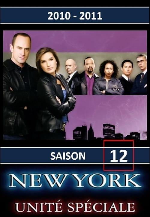 New York Unité Spéciale: Saison 12