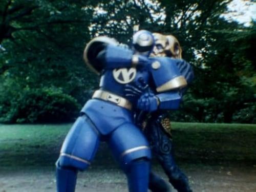 Super Sentai 1994 Blueray: Ninja Sentai Kakuranger – Episode Ninja Power Hijacked!