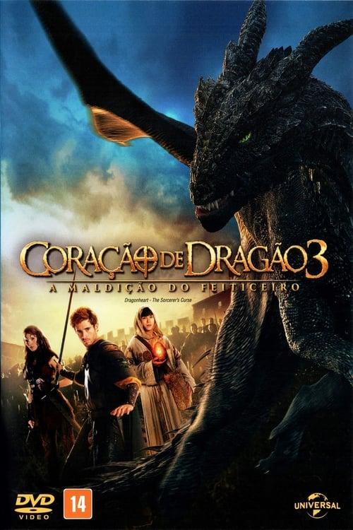 Assistir Coração de Dragão 3: A Maldição do Feiticeiro - HD 1080p Dublado Online Grátis HD