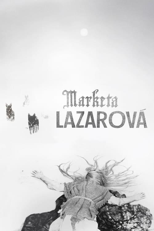 Largescale poster for Marketa Lazarová