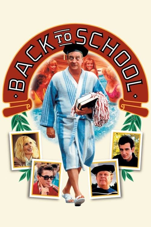 The poster of Back to School