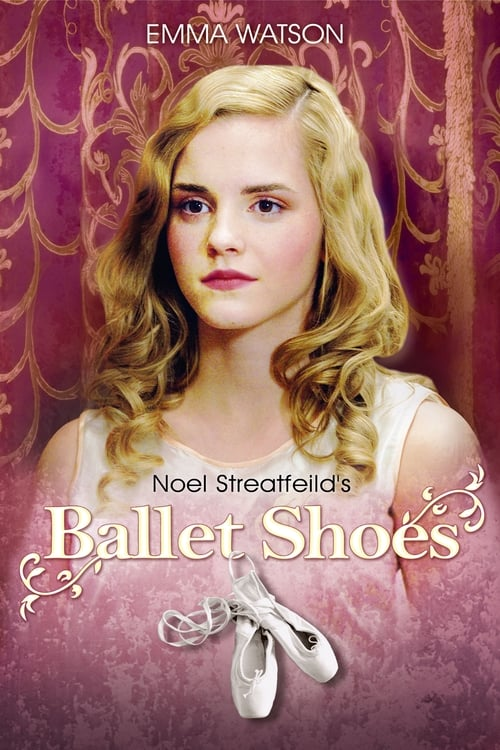 Ballet Shoes - Poster